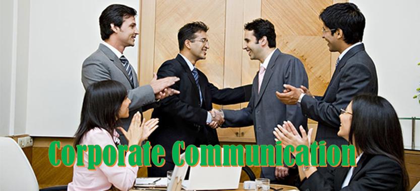 CorporateCommunication