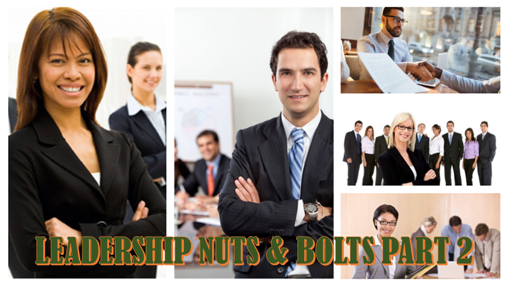 LeadershipNuts&BoltsPart2